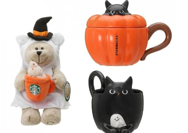 【スタバ】黒猫、ゴースト...ハロウィングッズ可愛すぎ!マストバイな5商品
