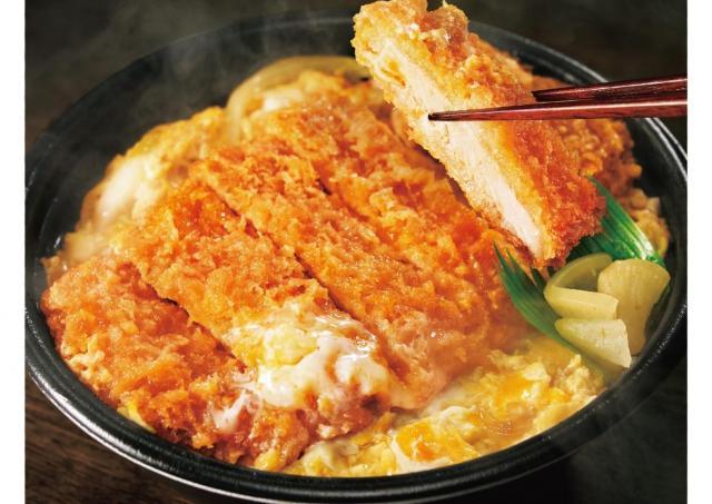 「ほっともっと」ロースかつ丼が390円!かつメニュー4品、期間限定でお得だよ。