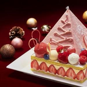 「おうちクリスマス」に彩りを添える帝国ホテル大阪のクリスマスケーキ