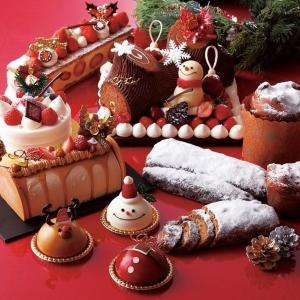 横浜ロイヤルパークホテルのケーキで華やかなクリスマスを演出